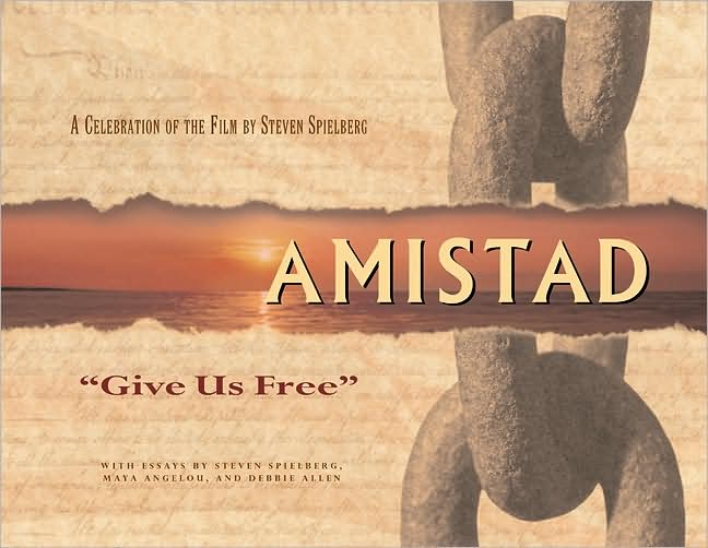 amistad directed by steven spielberg