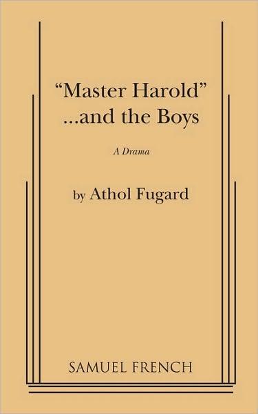 master harold and the boys.literature essay