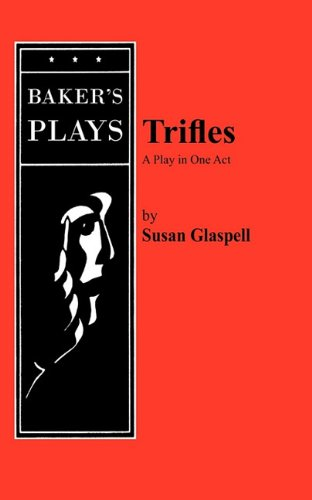 an analysis of men and women attitudes in trifles by susan glaspell Get an answer for 'in susan glaspell's one-act play, trifles, what attitudes toward women do the men express' and find homework help for other trifles.