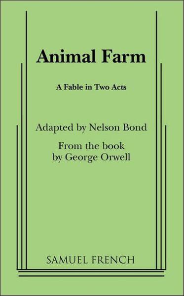 animal farm analysis